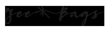 Logo Jee Bags - Jee Bags, unique handmade leather bags, unieke handgemaakte leren tassen, Janneke Peters