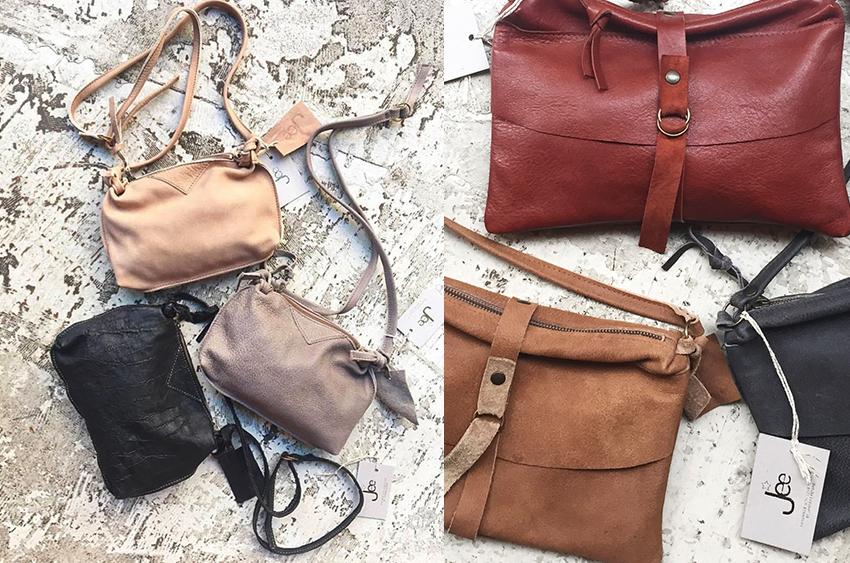 Contact – Jee Bags, unique handmade leather bags, unieke handgemaakte leren tassen, Janneke Peters