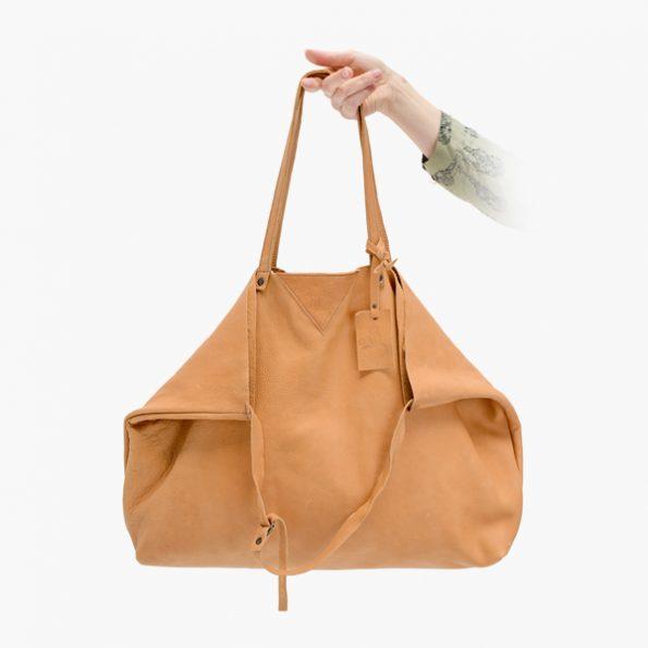 Nilla Natural - Jee Bags, unique handmade leather bags, unieke handgemaakte leren tassen, Janneke Peters